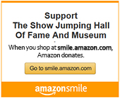 Show Jumping Hall of Fame Amazon Smile